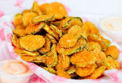 App Fried Pickles - Zesdiner