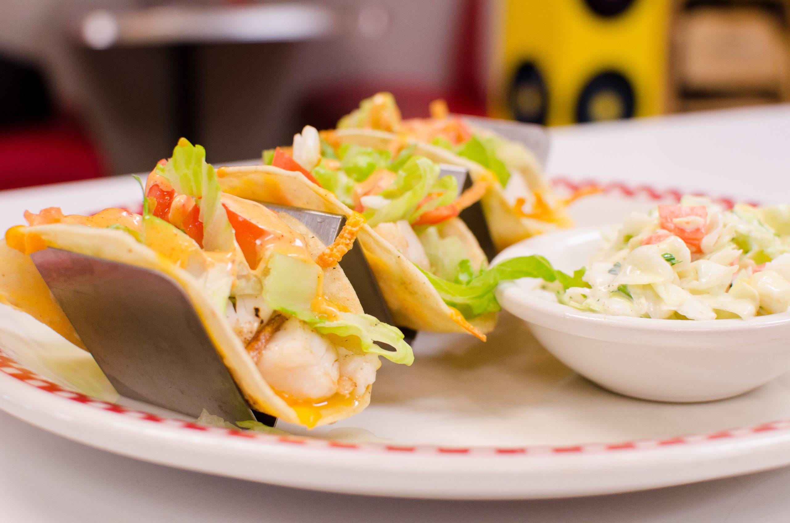 Tacos Scaled - Zesdiner
